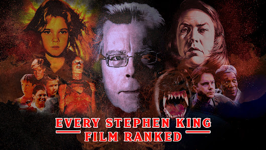 Every Stephen King Film Ranked | Nerdist