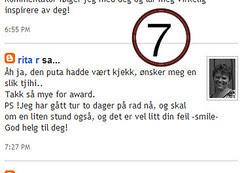 random :: number 7