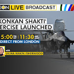 WION Live Broadcast | 'Konkan Shakti' exercise launched | Latest English News | World News