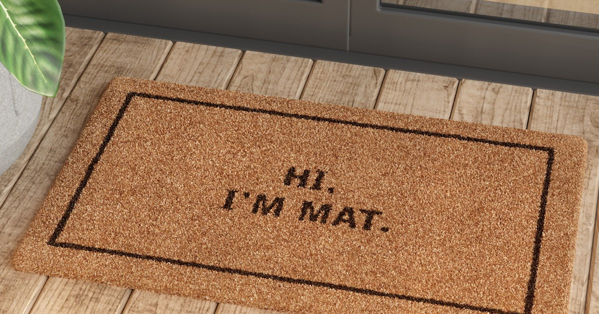 Door Mats Dubai Supply and Installation in Dubai and Abu Dhabi Easily choose the one according to your interiors