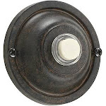 Quorum Lighting-7-304-44-Accessory - Basic Round Button Toasted