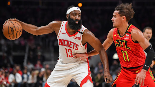 Avatar of James Harden out against Nuggets with thigh injury