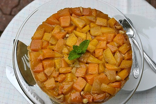 Mango Upside Down Cake2