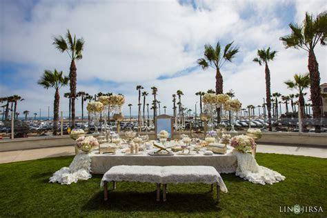 Hyatt Regency Huntington Beach Wedding   Mariam & Aria