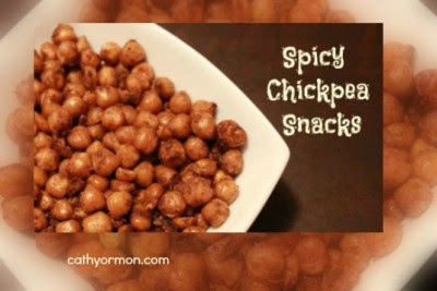 Spicy Chickpeas – An Easy Snack | Your ultimate health coach