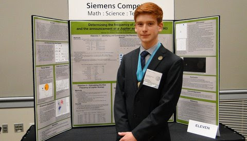 High School Student Discovers New Exoplanet - Sky & Telescope