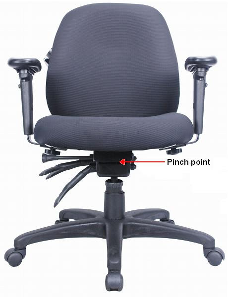Office Depot Recalls Desk Chairs Due to Pinch Hazard » Clarksville ...