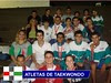 Atletas de Vinhedo volta da 2ª etapa de taekwondo já com 3 campeões paulistas
