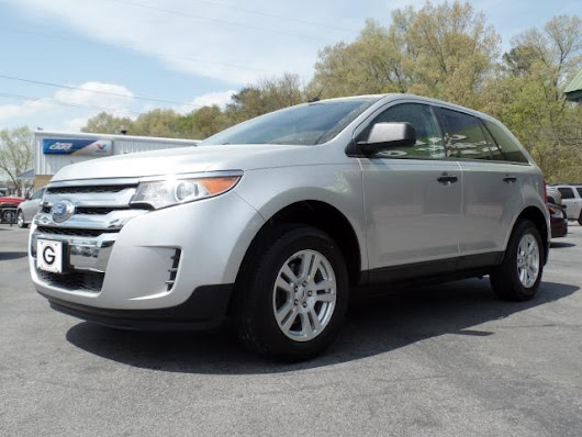 Used 2011 Ford Edge for Sale in Calhoun GA 30701 Calhoun Auto Outlet