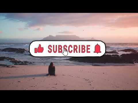 Cartoon Style Subscribe Button Animation With Like Notification Bell and Mouse Click