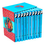 The Hardy Boys Collection: 21-30 Book Box Set by Franklin W. Dixon