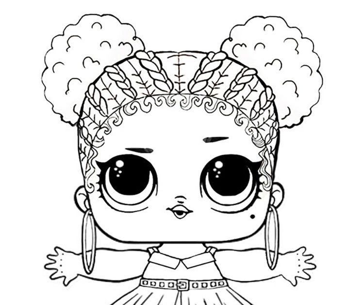 Coloring and Drawing: Lol Purple Queen Coloring Pages