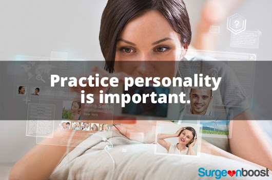 How to Showcase your Practice Personality through Social Media | Surgeon Boost