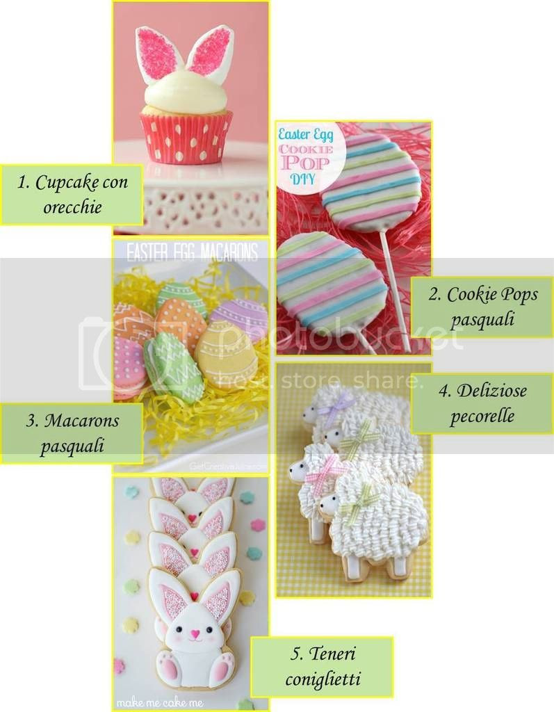 Idee party Pasqua
