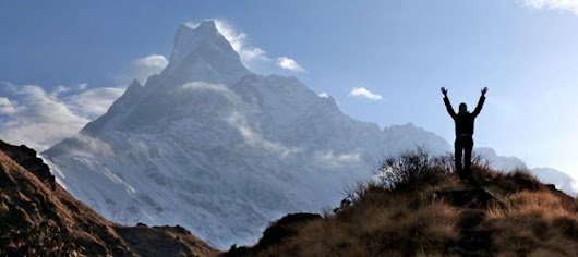 Mardi Himal Trek - Nepal Easy and Soft Trek