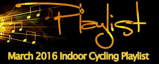 FREE NINE TRACK PLAYLIST thanks to Spinning® [March 2016] - Indoor Cycling and Spinning