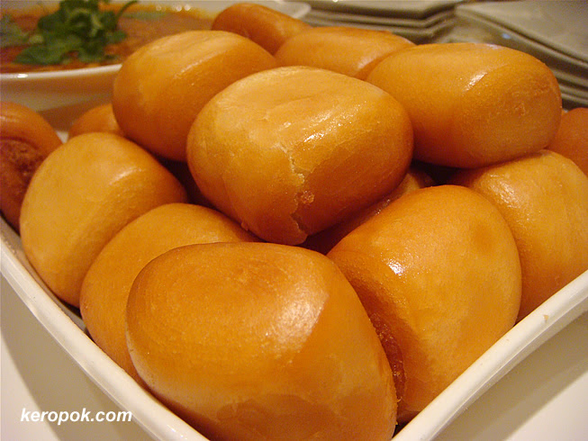 Fried Man Tou - Crispy Mini Buns