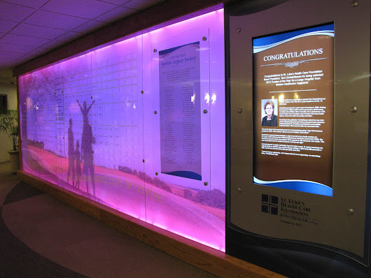 10 Reasons to Use Digital Signage in Donor Recognition | Arreya Digital Signage