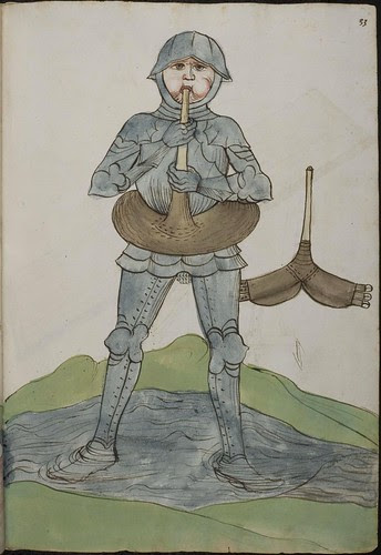 Kriegsbuch by Philipp Mönch, 1496 a