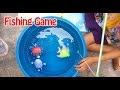 Mancing Ikan Mainan ❤ Fishing Game ❤ Bermain Pancing-pancingan ❤ Mainan Anak