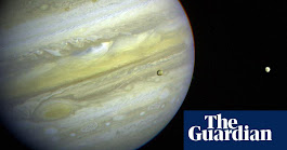 Astronomers discover 12 new moons orbiting Jupiter - one on collision course with the others | Science | The Guardian