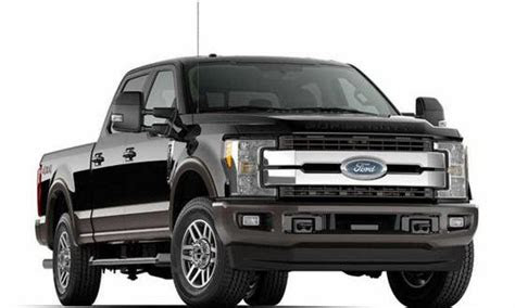 ford  king ranch pricing features ford