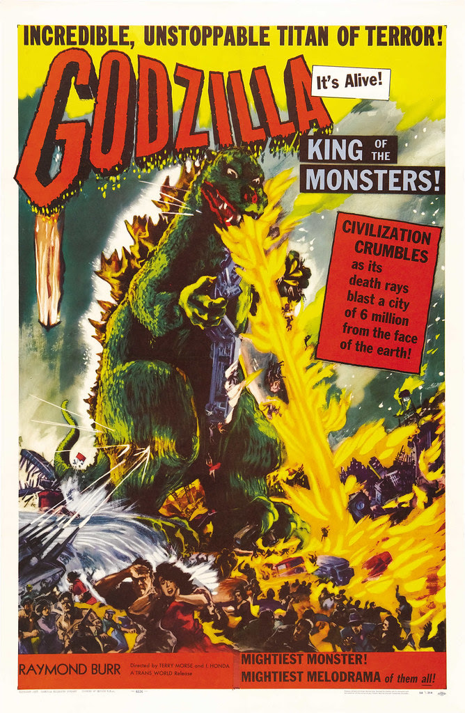Godzilla (Toho, 1956)