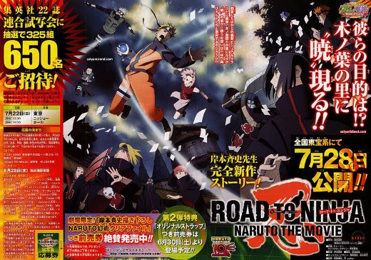 FZwUAlw Naruto Shippuuden Movie 6   Road to Ninja [ Subtitle Indonesia ]