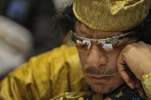 Could Muammar Gaddafi's son Saif al-Islam Solve the Libya Crisis? | Foreign Policy Journal