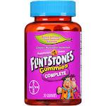 Flintstones Complete Children's Multivitamin Gummies - 70 count