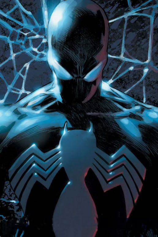 Black Spiderman Aka Venom Iphone 4 And 4s Hd Wallpaper
