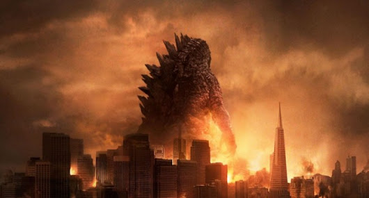 This is Our Best Look Yet at the New Godzilla...and it's Awesome - Geek Binge