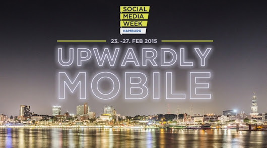 Social Media Week Hamburg: Meine Sessions auf der #SMWHH