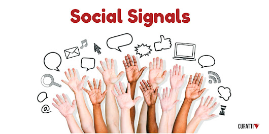 Why Social Signals Are Important To Search Engine Ranking - Curatti