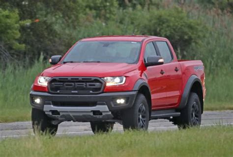 ford ranger raptor price release date specs