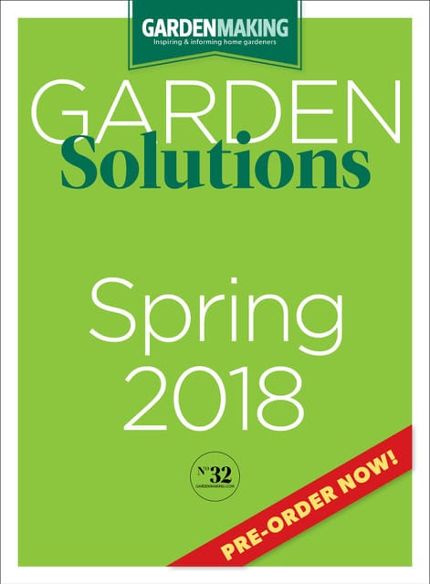 Garden Solutions is focus for spring 2018