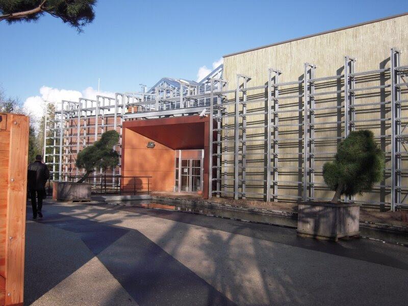 Centre D'affaires Les Jardins De Houelbourg