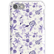 'Cabbage Roses' iPhone Case/Skin by CraftCartwright