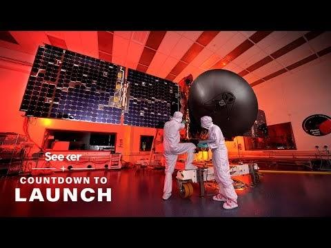 Primera misión espacial árabe al planeta Marte
