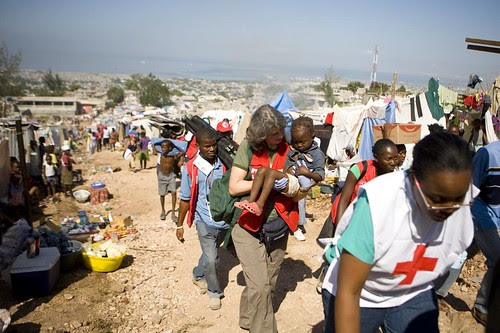 Haiti Earthquake: Red Cross response