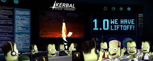 Kerbal Space Program 1.0 is now available!