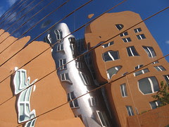 Stata Center Reflection