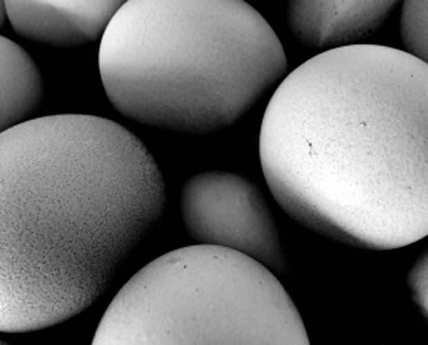No Japão, ovo preto faz sucesso. Mais Você vai mostrar a novidade (Foto: Banco de Imagens)