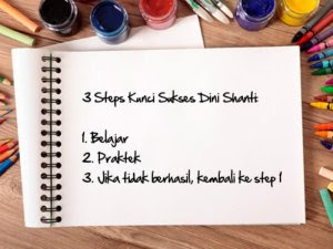 3 Steps Kunci Sukses Internet Marketing