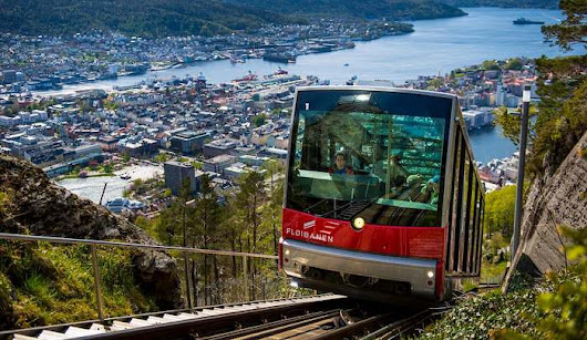 9 of Europe's Best Funicular Railways - Europe Up Close