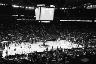 Golden State Warriors - Warm ups