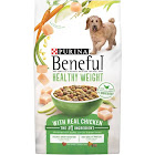 Beneful Food for Dogs, with Real Chicken, Healthy Weight - 15.5 lb