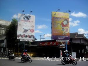 Macam macam reklame | Advertising Jogja