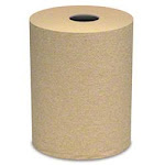 "Vondrehle 835N Preserve Natural Hardwound Roll Towel -7.9"" x 350' 12 rls. cs."
