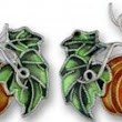 Halloween Pumpkin Earrings | Halloween Haven